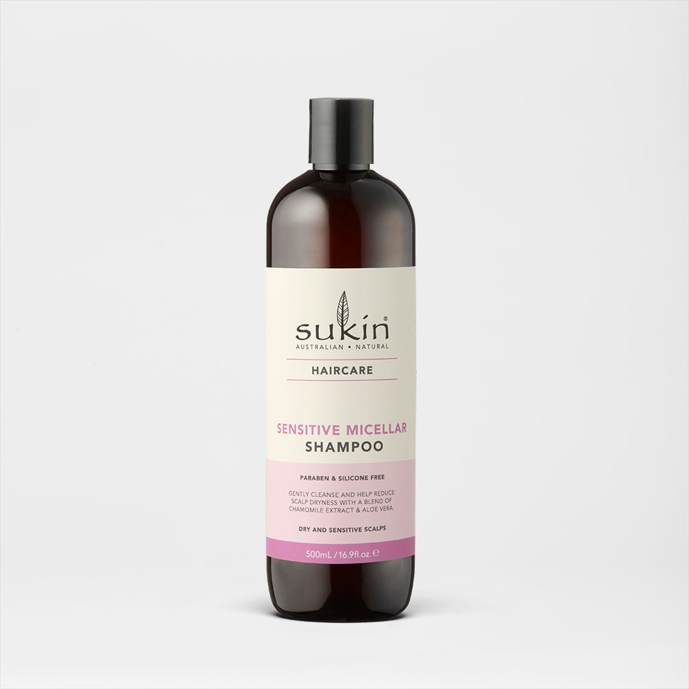 Sensitive Micellar Shampoo | Hair Care 500ml