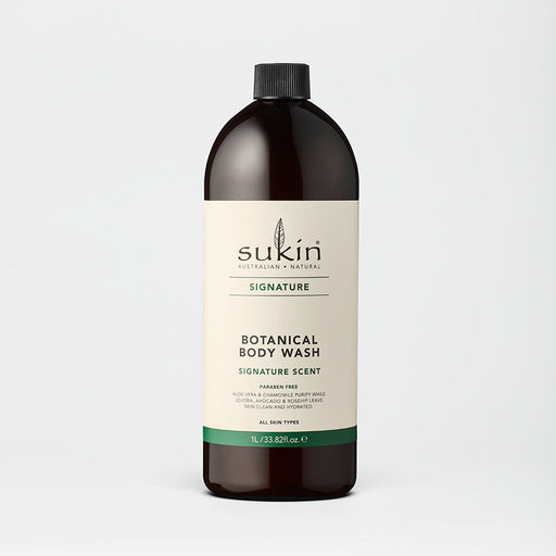 Botanical Body Wash Refill | Signature 1L