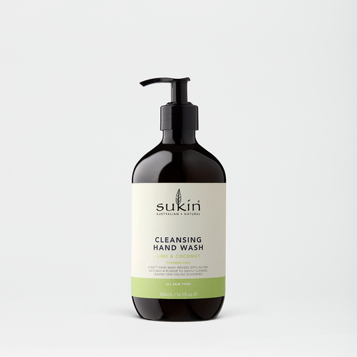 Cleansing Hand Wash | Lime & Coconut | 500ml