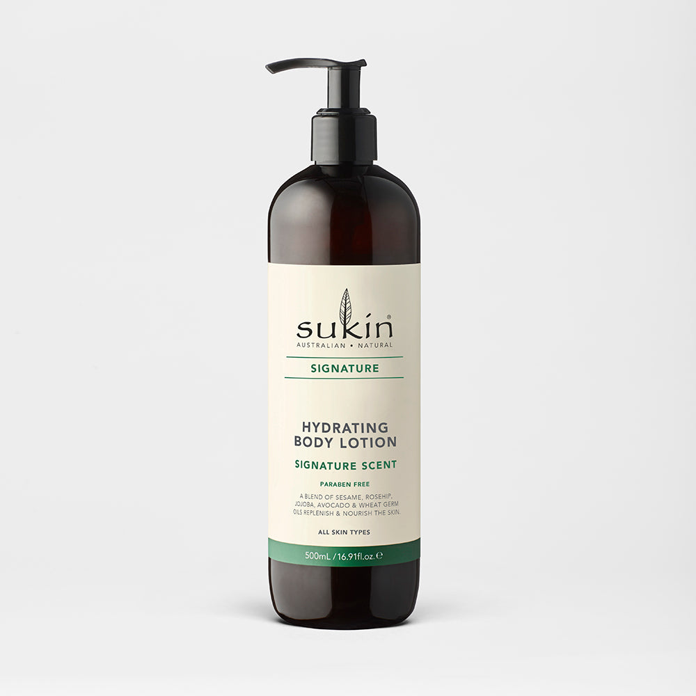 Sukin Natural Hydrating Body Lotion | Signature 500ml