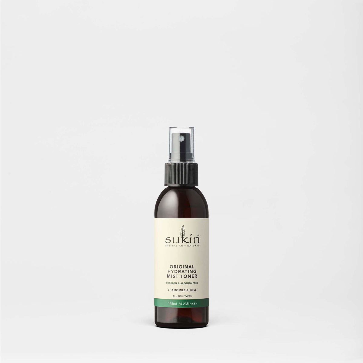 Sukin Natural Hydrating Mist Toner | Signature 125ml