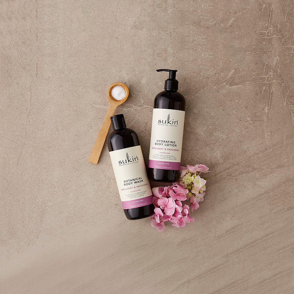 Hydrating Body Lotion | Bergamot & Patchouli 500ml