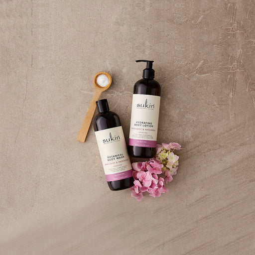 Botanical Body Wash | Bergamot & Patchouli 500ml