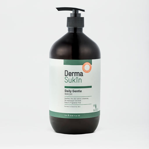 Daily Gentle Face & Body Wash | Derma Sukin 1L
