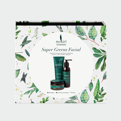 Super Greens Facial | Gift Pack