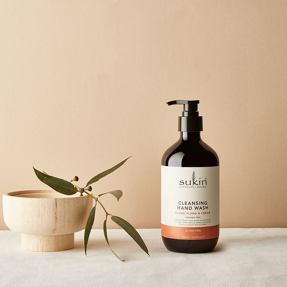 Cleansing Hand Wash | Ylang Ylang & Cedar | 500ml