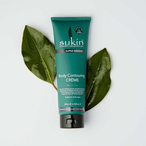 Body Contouring Crème | Super Greens | 200ml