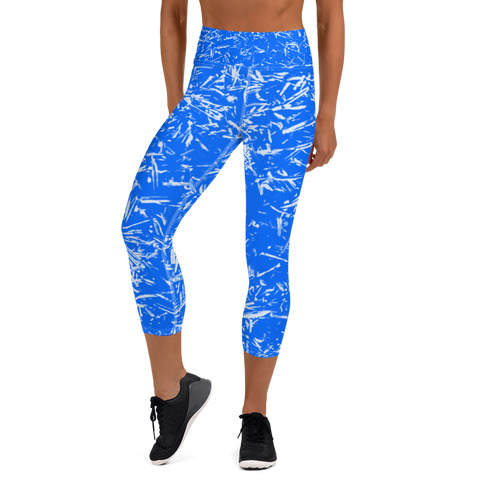 Bluegrass Capri Leggings