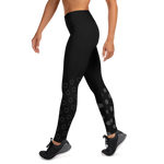 Bubbles Training Leggings - Black