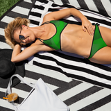 Green Screen Reversible Bikini
