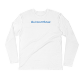 BuckleyBear Long Sleeve Fitted Crew