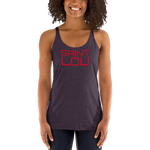 City Series Racerback Tank - SAINT LOU