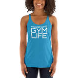 Housewife Gym Life Racerback Tank