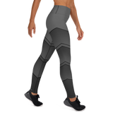 Stages Yoga Leggings - Gray