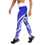 Hawaii 5-0 Running Leggings