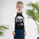 Kids Primate Rash Guard