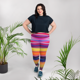 Unicorn Dreams Plus Size Leggings