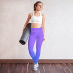 Lavender Hex-a-Flex Leggings