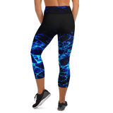 Rock Bottom Capri Leggings