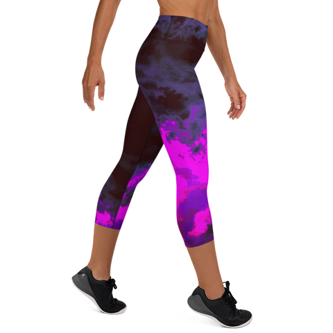 Storm A-Brewing Capri Leggings