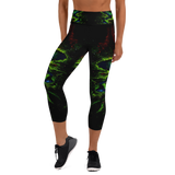 Canyon Capri Leggings