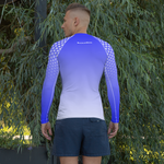 Men's Blue Angel Rash Guard