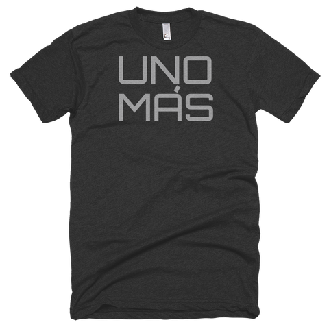 UNO MAS Short Sleeve Soft T