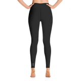 Risher Ghosted Logo Leggings