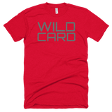 Wild Card Short Sleeve Soft T