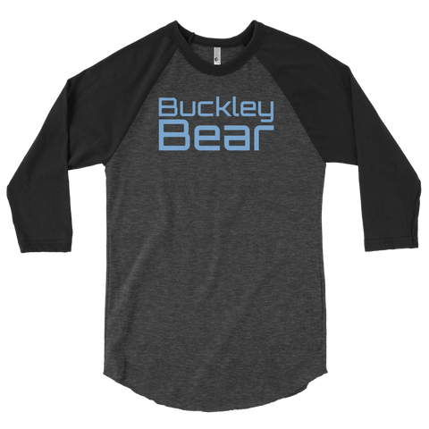BuckleyBear 3/4 sleeve raglan shirt