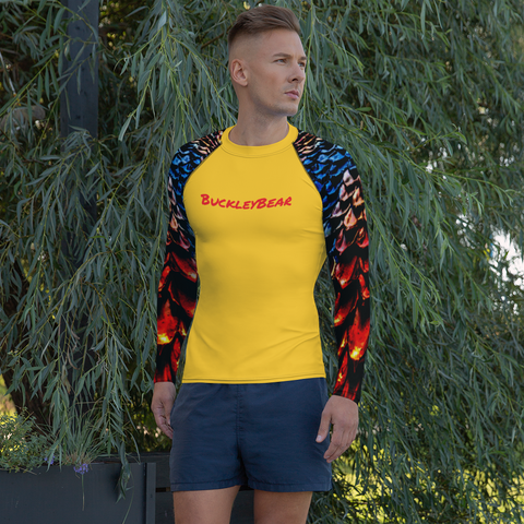 Phoenix Wings Rash Guard