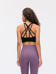 Triangulum Cross Back Sports Bra