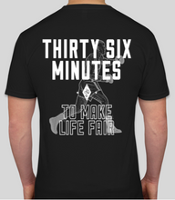 Load image into Gallery viewer, TEDDY ATLAS 36 MINUTES TEE