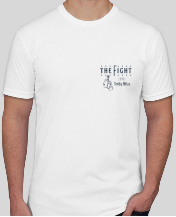THE FIGHT PODCAST TEE