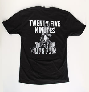 DUSTIN POIRIER 25 MINUTES TEE *LIMITED EDITION*