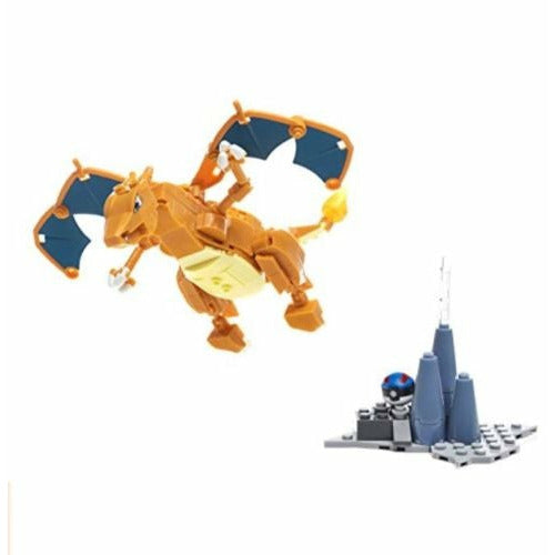 Mega Construx Pokemon Charizard Building Set, Pokemon Charizard NEW SEALED