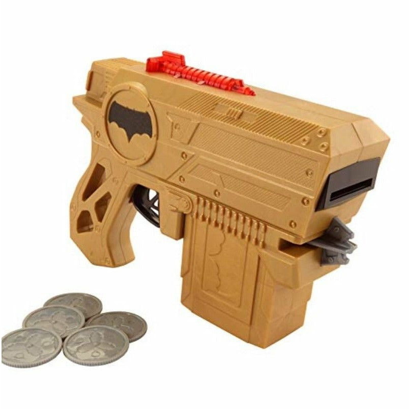 "DC Justice League ""Batman"" Disc Blaster by Mattel Toys"