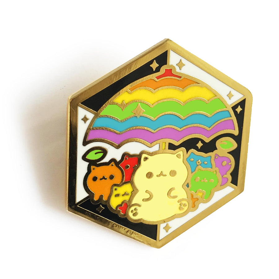 Paws of Ally Pin