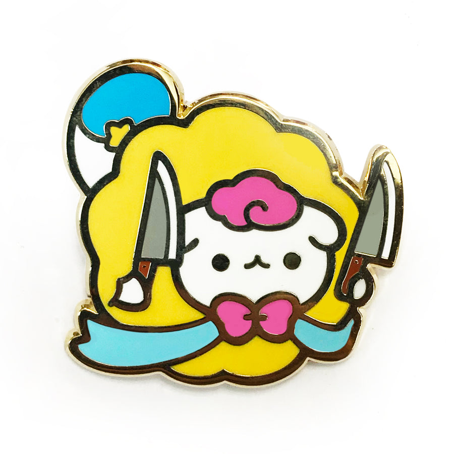 Kill Panphobia With Cuteness Pin