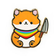 Be Gay, Do Crimes Pin