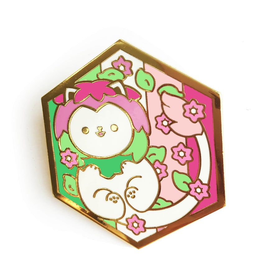 Paws of Abrosexual Pin