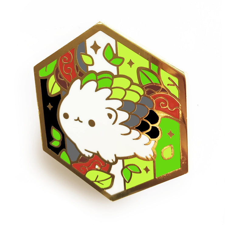 Paws of Aromantic Pin