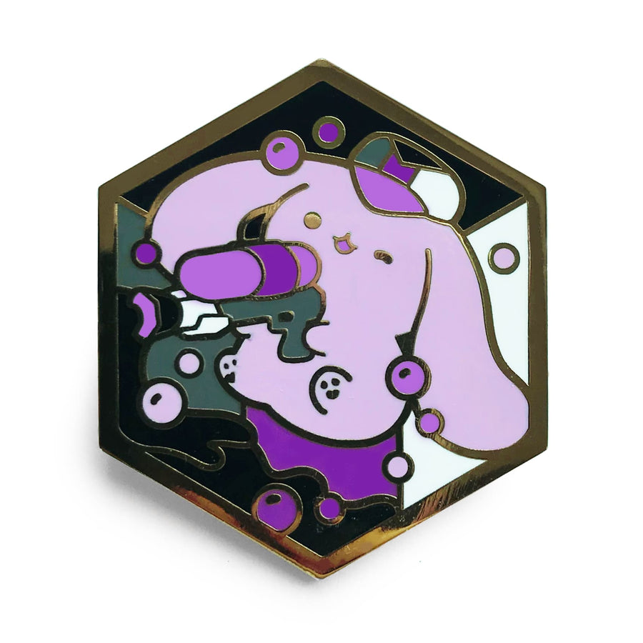 Paws of Demisexual Pin
