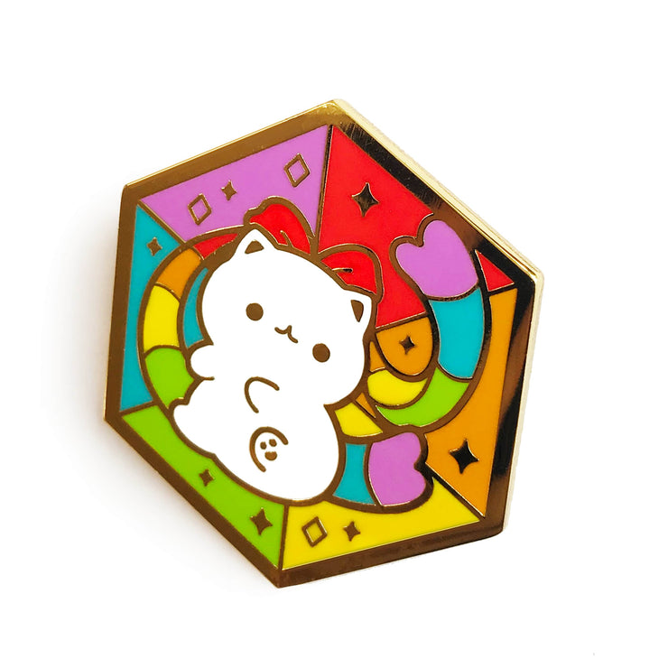 Paws of Solidarity Pin