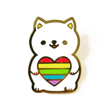 Pride Cat Pin