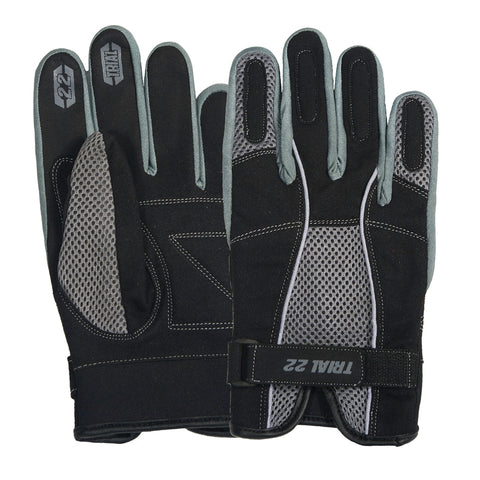 Motorbike Gloves - Black