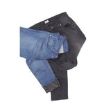 Tuff Gear Motorcycle Premium Slim Fit Black Jeans Made with Kevlar