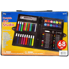 G2BH 68 Piece Little Hands Art Studio