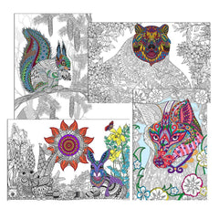 Great2bColorful Coloring Posters - 16