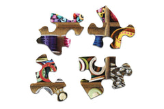Springbok's 500 Piece Jigsaw Puzzle The Sewing Box, Multi